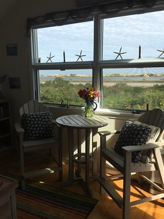 Beach Point, North Truro Cape Cod vacation rental - Plenty of windows from which you can enjoy the view!