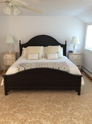 Plymouth, Priscilla Beach MA vacation rental - Upstairs Oceanfront King size bed
