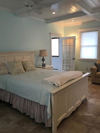 Plymouth, Priscilla Beach MA vacation rental - 1st Floor Master with Queen Size Bed and private bathroom
