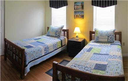 Yarmouth Port Cape Cod vacation rental - Bedroom with Two Twins