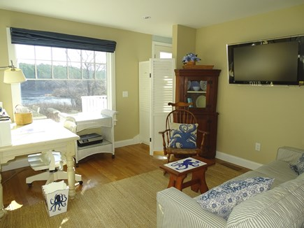 Chatham Cape Cod vacation rental - DEN with view