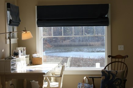 Chatham Cape Cod vacation rental - DEN -- east view