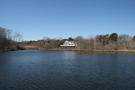 Chatham Cape Cod vacation rental - VIEW from water