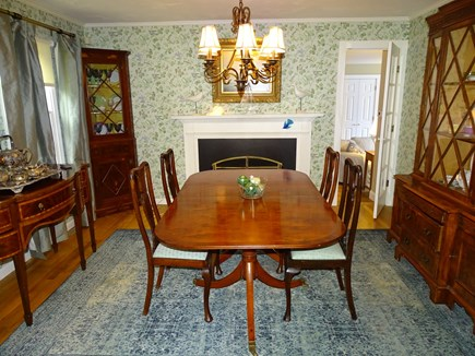 Chatham Cape Cod vacation rental - DINING TABLE SEATS 10