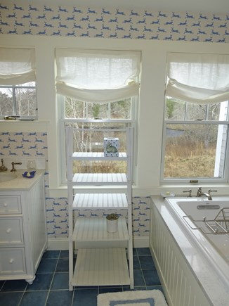 Chatham Cape Cod vacation rental - BATH WITH VIEW