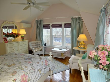 Chatham Cape Cod vacation rental - SITTING AREA IN MASTER