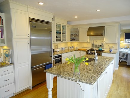 Chatham Cape Cod vacation rental - COOK'S KITCHEN