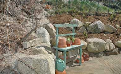 Provincetown Cape Cod vacation rental - Outside Patio