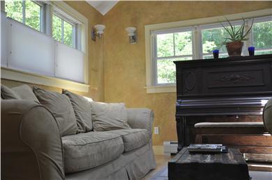 Provincetown Cape Cod vacation rental - Sunroom