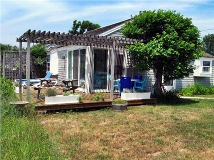 Wellfleet Cape Cod vacation rental - Lounge on the deck, relax and enjoy
