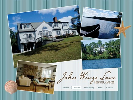 Brewster Cape Cod vacation rental - Waterfront home with boats and spacious living.