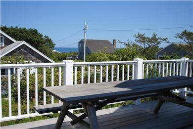 South Wellfleet Cape Cod vacation rental - Lower Deck