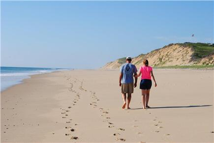 South Wellfleet Cape Cod vacation rental - Beach