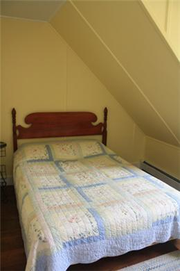 Falmouth Cape Cod vacation rental - Yellow room has a double bed