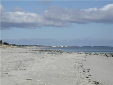 West Harwich Cape Cod vacation rental - Facilities and ice cream truck at this residents-only beach.