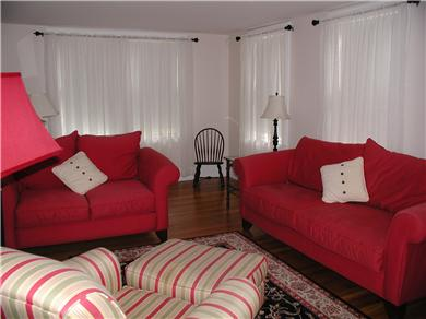 West Harwich Cape Cod vacation rental - Recent guests have raved about these couches. Very cozy.