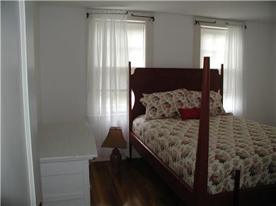 West Harwich Cape Cod vacation rental - Hand built furniture with new mattress.