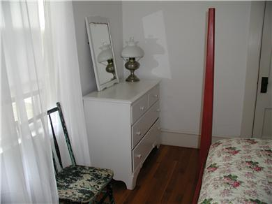 West Harwich Cape Cod vacation rental - Large closets and dressers in each room.