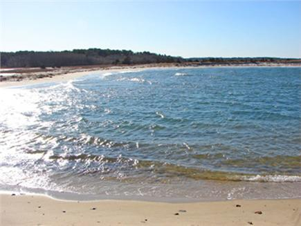 West Brewster / East Dennis  Cape Cod vacation rental - Enjoy the day at gorgeous Paine's Creek – great beach for kids