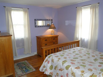 South Dennis Cape Cod vacation rental - Master bedroom with full bed