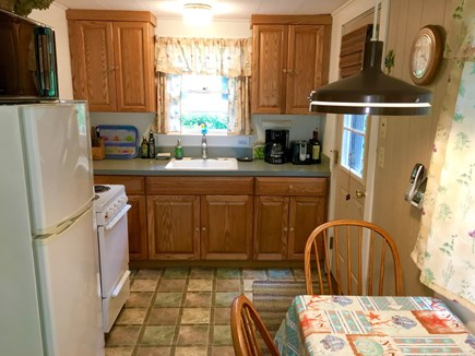 Orleans Cape Cod vacation rental - Efficient, well stocked kitchen