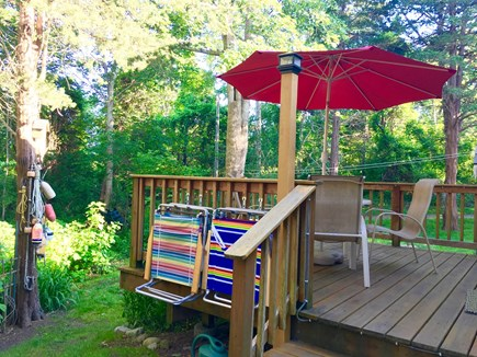 Orleans Cape Cod vacation rental - Private Setting