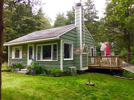 Orleans Cape Cod vacation rental - Relax on deck or snooze in hammock