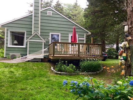 Orleans Cape Cod vacation rental - Enjoy your leisure in privacy and seclusion
