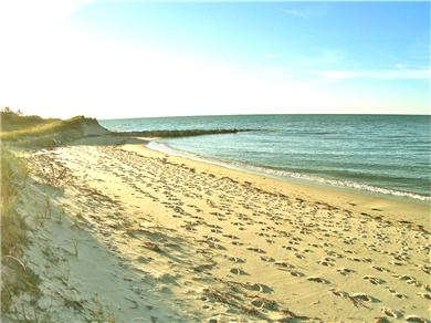 Brewster Cape Cod vacation rental - You're on this beach in a 1-minute walk from your front door.