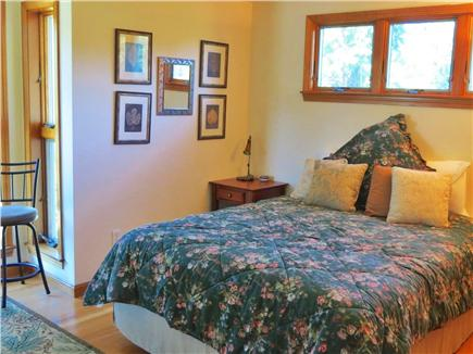 Brewster Cape Cod vacation rental - Queen BR, main level.