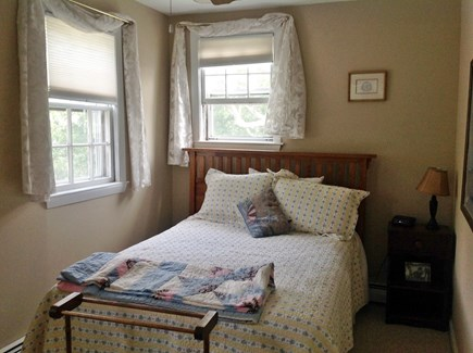 Falmouth Cape Cod vacation rental - Upstairs bedroom with full size bed