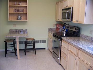 Falmouth Cape Cod vacation rental - New kitchen with all new appliances