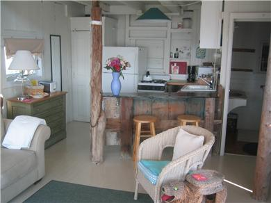 Provincetown Cape Cod vacation rental - Fully equipped kitchen with gas stove