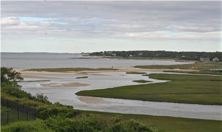 Chatham, short walk to Hardings Beach Cape Cod vacation rental - View of Nantucket Sound and Buck's Creek