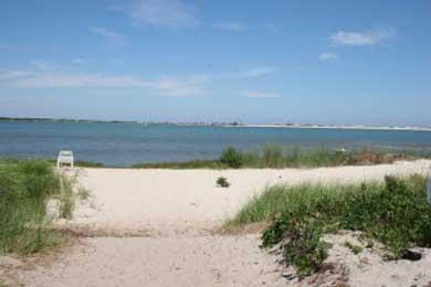barnstable Cape Cod vacation rental - Bone Hill Beach- just down a beautiful road, 1/2 mile away!!