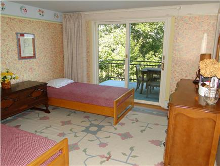 Chatham Cape Cod vacation rental - Lower level twin bedroom