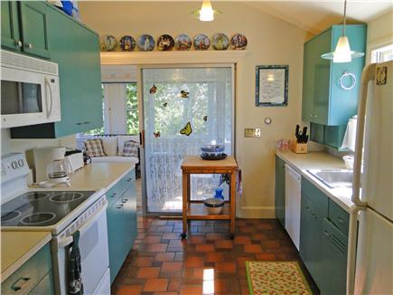 Chatham Cape Cod vacation rental - Well Stocked Kitchen, adjacent to dining room and sun room