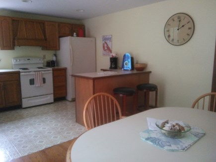 Dennis Cape Cod vacation rental - Kitchen , Dining