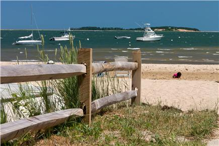 South Orleans Cape Cod vacation rental - Pleasant Bay swimming beach   1 9/10 miles away