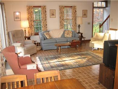 South Orleans Cape Cod vacation rental - Living / Dining Area