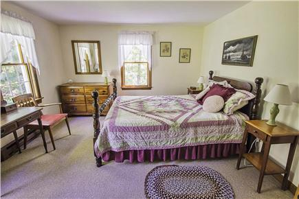 South Orleans Cape Cod vacation rental - Master Bedroom down - Queen Bed 1st floor