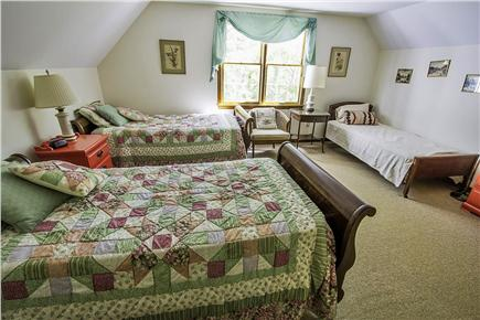 South Orleans Cape Cod vacation rental - Bedroom #4 - 3 Twin Beds 2nd floor