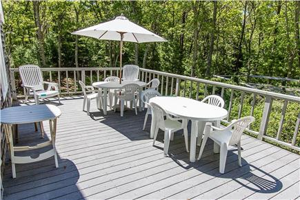 South Orleans Cape Cod vacation rental - Porch