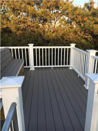 Wellfleet Cape Cod vacation rental - Roof deck