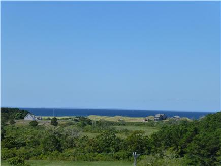 South Truro Cape Cod vacation rental - Imagine Enjoying This View From Your Deck