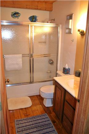 South Truro Cape Cod vacation rental - Sample of bathrooms