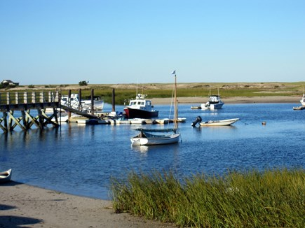 South Truro Cape Cod vacation rental - Quaint Truro Harbor