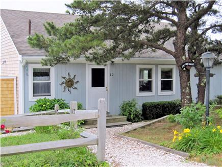 South Truro Cape Cod vacation rental - Our Front Door Welcomes You