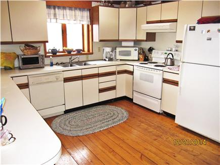South Truro Cape Cod vacation rental - Sun filled, fully equipped kitchen