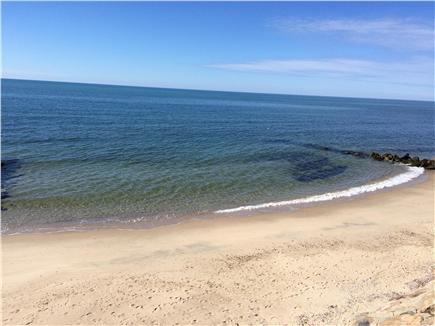 Dennis Port Cape Cod vacation rental - Beautiful resident's beach.